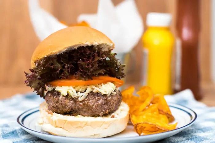 Hambúrguer Caseiro | Malas e Panelas