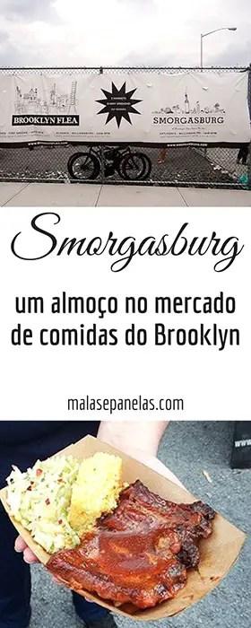 Smorgasburg - um almoço no mercado de comidas do Brooklyn | Malas e Panelas