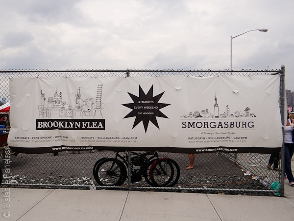 Smorgasburg Williamsburg Brooklyn