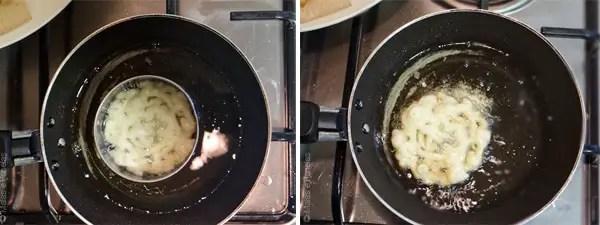 Funnel Cake - Bolinho de Chuva