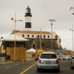 Como ir do aeroporto ao centro e ao porto de Salvador