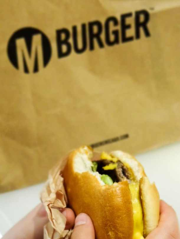 MBurger Chicago