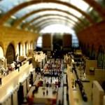 Imagem da Semana – Museu d'Orsay em miniatura