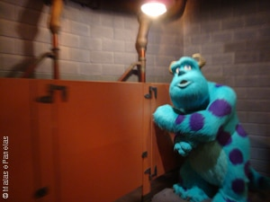 Monsters, Inc. Mike & Sulley to the Rescue!