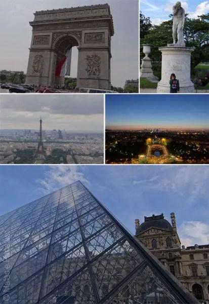 Paris fora do óbvio