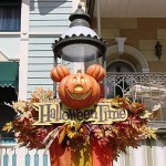 Festa de Halloween na Disney