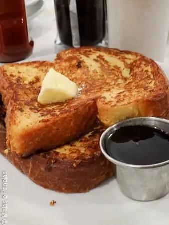 Egg Breakfast Brooklyn French Toast