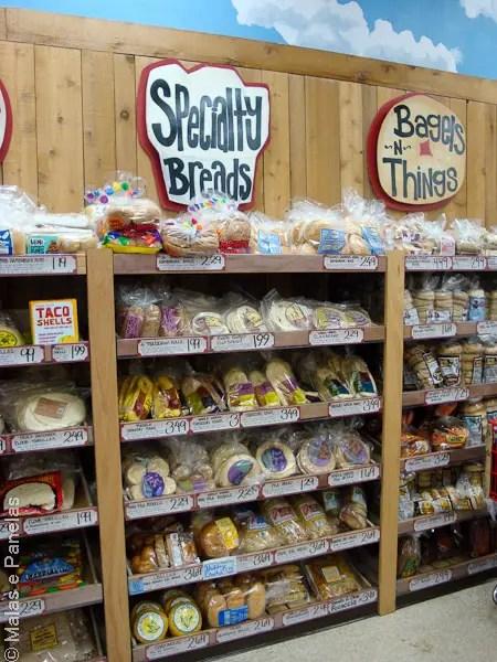 supermercado nos Estados Unidos - Trader Joe's