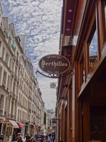 Comidas em Paris