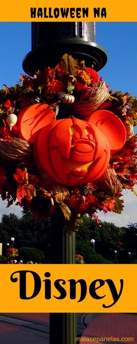 Halloween na Disney   Malas e Panelas