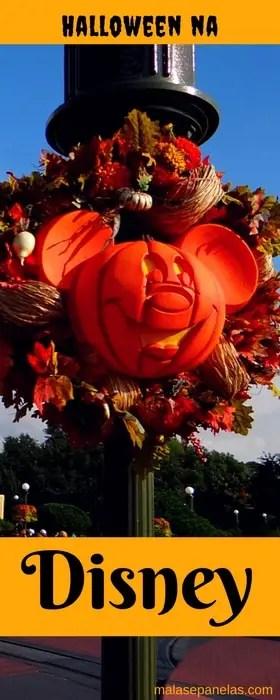 Halloween na Disney | Malas e Panelas