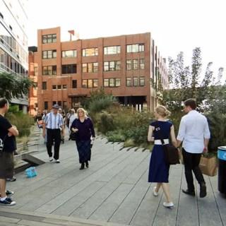 High Line – um parque sobre Manhattan
