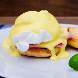 Receita: Eggs Benedict