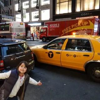 5 dias em Nova York