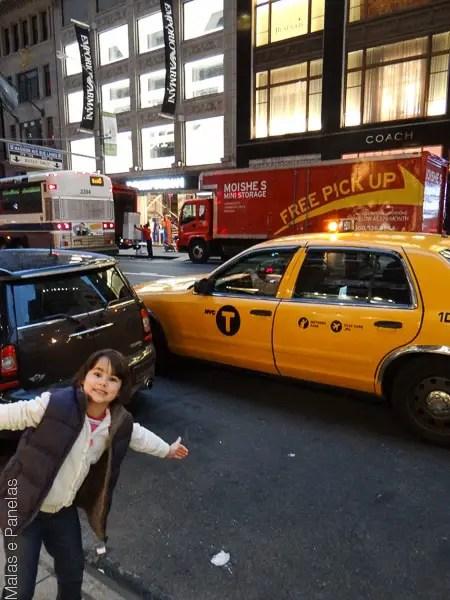 Nova York dia 4