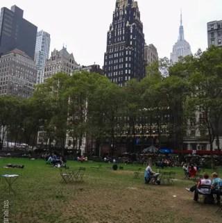 Nova York – primeiro dia
