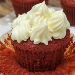Receita: Red Velvet Cupcakes