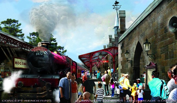 Hogsmeade Station