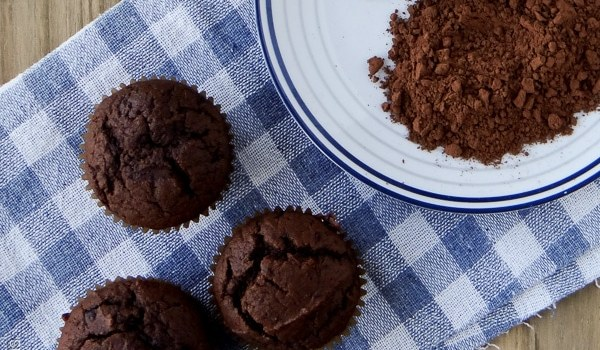 Receita: Double Chocolate Muffins