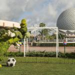 A Disney em clima de Copa do Mundo