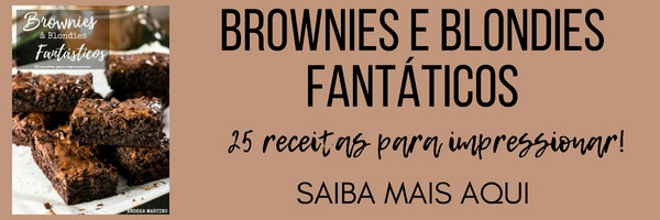 receitas de brownies