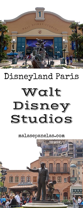 Walt Disney Studios na Disneyland Paris | Malas e Panelas