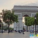 Arco do Triunfo – o queridinho da Isabella