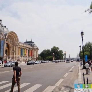 Um almoço no museu – Petit Palais em Paris