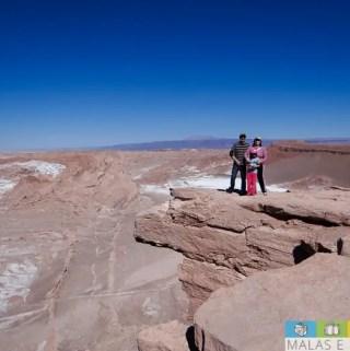 Malas e Panelas no Deserto do Atacama