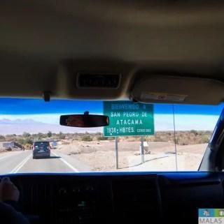 Como chegar em San Pedro de Atacama