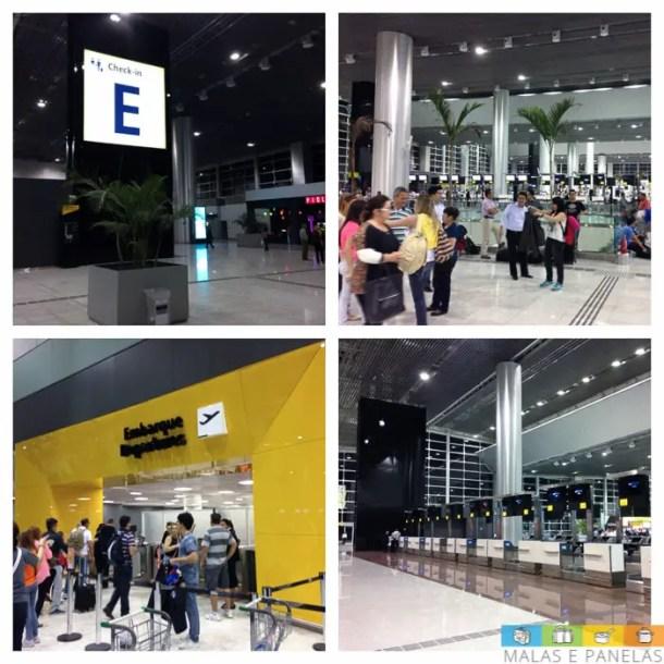 Novo Terminal 3 de Guarulhos