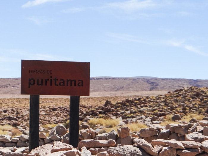 Termas de Puritama