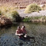 Termas de Puritama – um rio de águas mornas em pleno Atacama