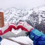 Um dia no Valle Nevado – e uma noite também