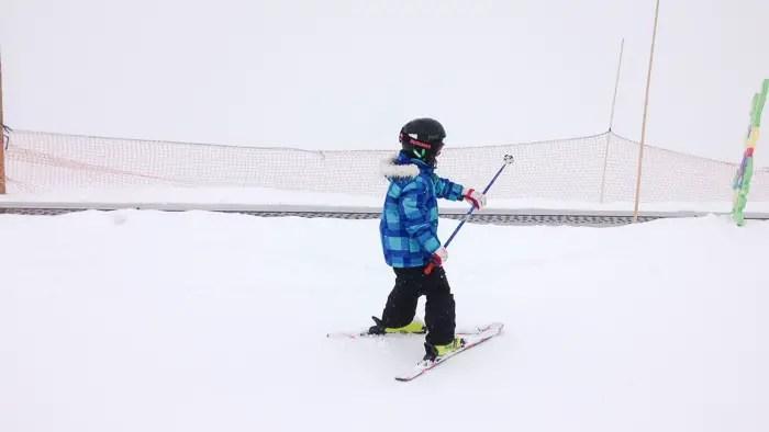 aula de ski valle nevado