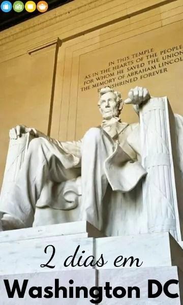 2 dias em Washington DC | Malas e Panelas