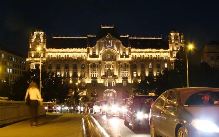 Four Seasons Budapeste