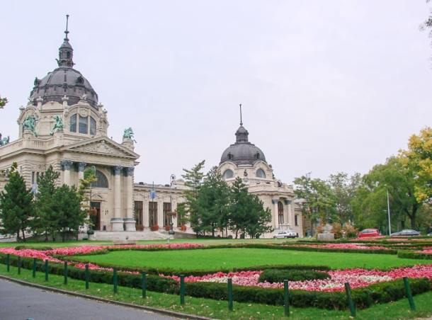 Termas de Széchenyi