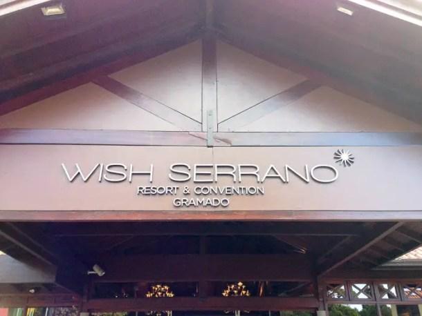 Wish Serano Gramado