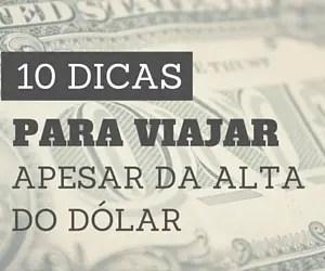 10 dicas dolar