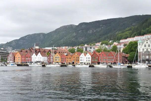 Bryggen em Bergen
