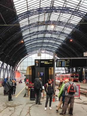 Trem para Estocolmo