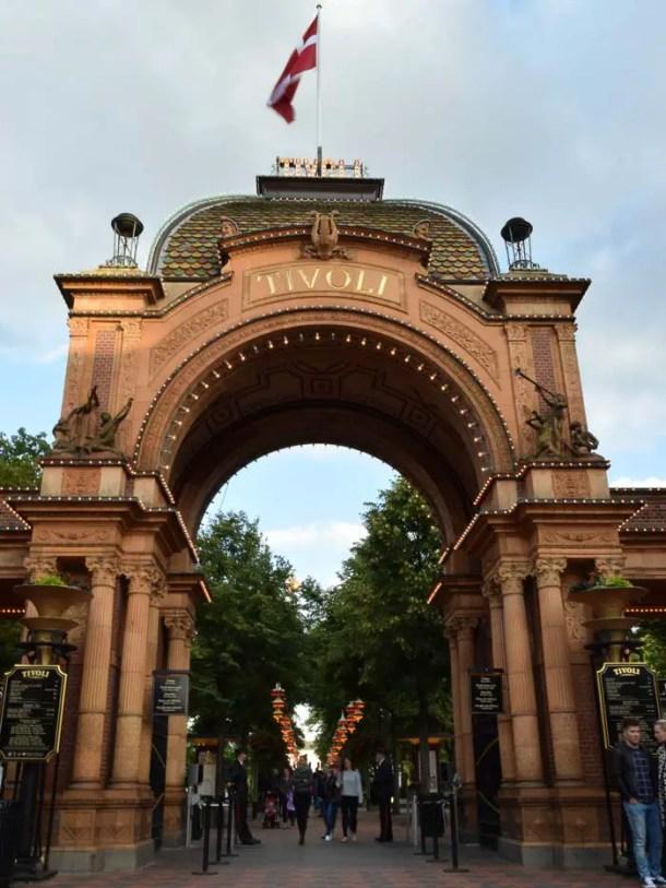 Tivoli Copenhague