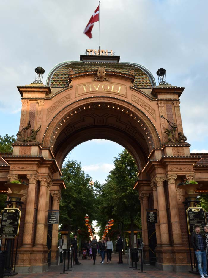 Tivoli Copenhague