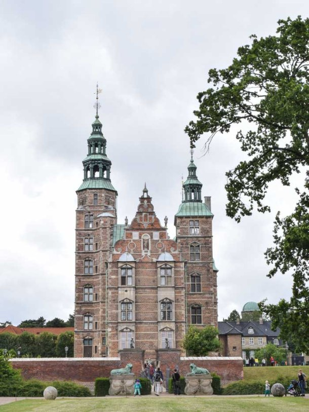 Jardim do Castelo Rosenborg