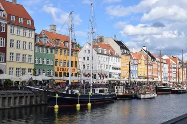 Porto de Copenhague