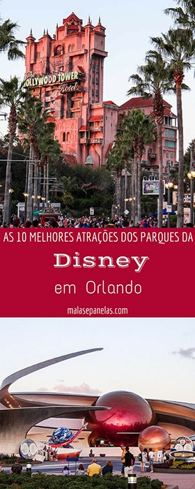 10 melhores atrações da Disney em Orlando