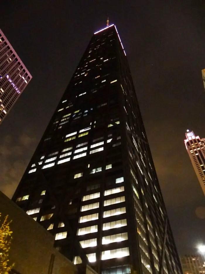 Chicago Magnificent Mile John Hancock