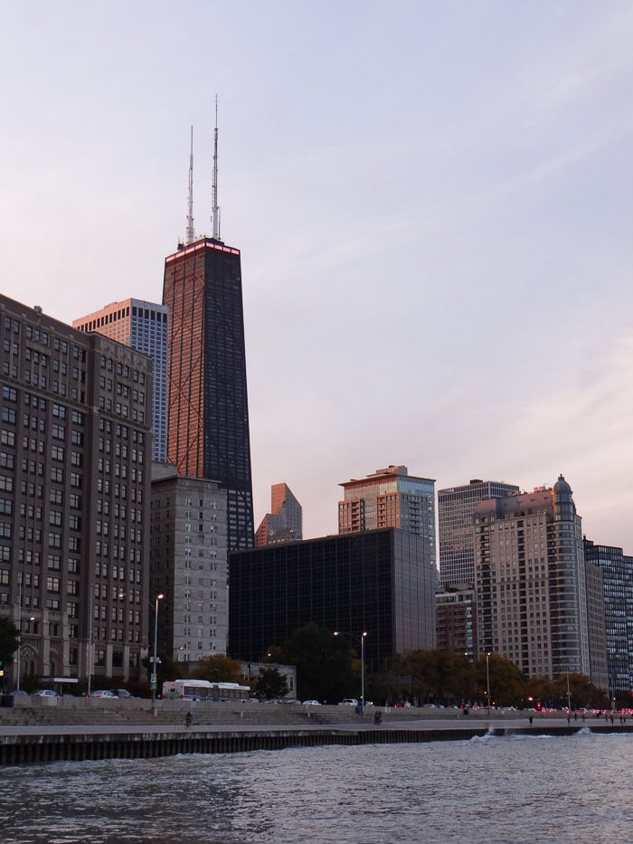 Chicago Skyline (2)