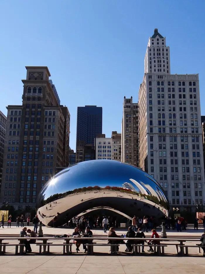 Chicago The Bean - Cloud Gate